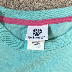 Tops - Simply southern long sleeved shirt